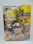 2016 Topps WWE Then Now Forever 10-Pack Box PLUS 1 Relic Card